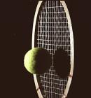 tennis ball rebound