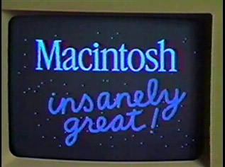 macintosh insanely great