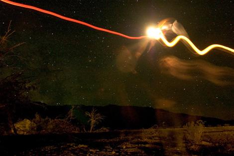 UFOs collide